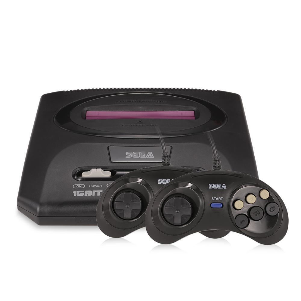 SEGA Mega Drive 2 16 bit 500 игр
