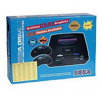 SEGA Mega Drive 2 16 bit 500 игр, фото 2