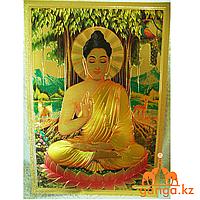 Плакат Будда (размер 17 см*12 см)