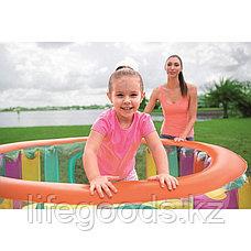Детский надувной батут круглый 180х86 см Bestway 52262, фото 3