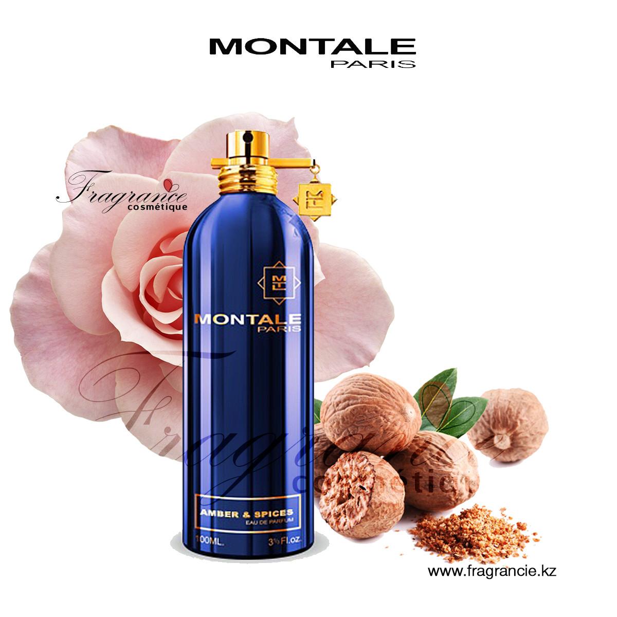 Парфюм Montale Amber&Spice 100ml (Оригинал - Франция)