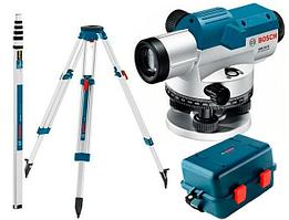 Оптические нивелиры Bosch