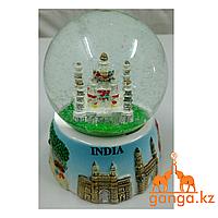 Стеклянный шар Тадж Махал (Taj Mahal)