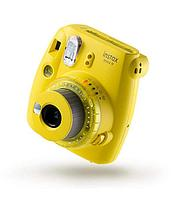 Фотоаппарат моментальной печати Fujifilm Instax Mini 9 Clear Yellow, фото 1