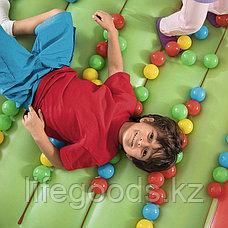 Детский надувной батут с насосом и шариками, Bestway 93532, фото 3
