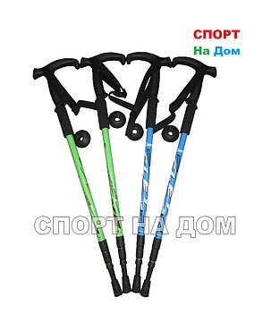 Треккинговые палки CLEYE (длина до 135 см), фото 2
