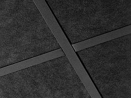 Акустические панели пожаробезопасные 2400х1200х40 Black