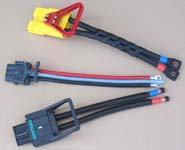 Выводной кабель (комплект 35 / 2х1500 мм)