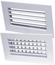 Вентиляционная решетка RAG (не регулируемая)  100*100