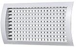 Вентиляционная решетка RAR (регулируемая)  100*100, фото 6
