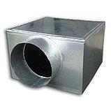 Диффузор потолочный квадратный RAD (не регулируемый)  150*150, фото 10