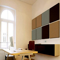 Акустические панели пожаробезопасные 600х600х20 Color