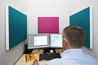 Акустические панели пожаробезопасные 600х600х30 Color, фото 1