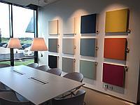 Акустические панели пожаробезопасные 600х600х50 Color, фото 1