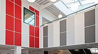 Акустические панели пожаробезопасные 1200х600х50 Color, фото 1