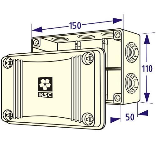 KSS 11-307 А Распред. коробка.