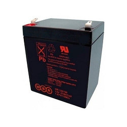Аккумулятор WBR -5A  ( 90*70*102)