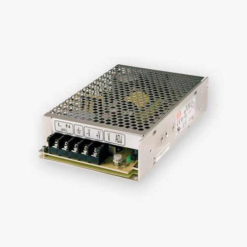S-DC24V/60W/3А IP20 В металлический корпус