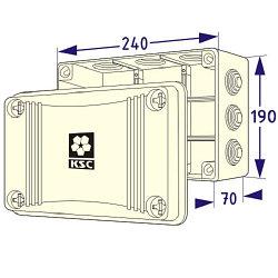 KSS 11-309 А Распред. коробка.