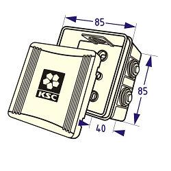 KSS 11-303 Распред. коробка.