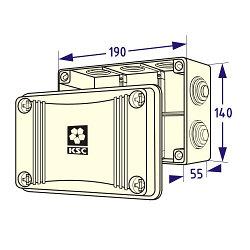 KSS 11-308 Распред. коробка.