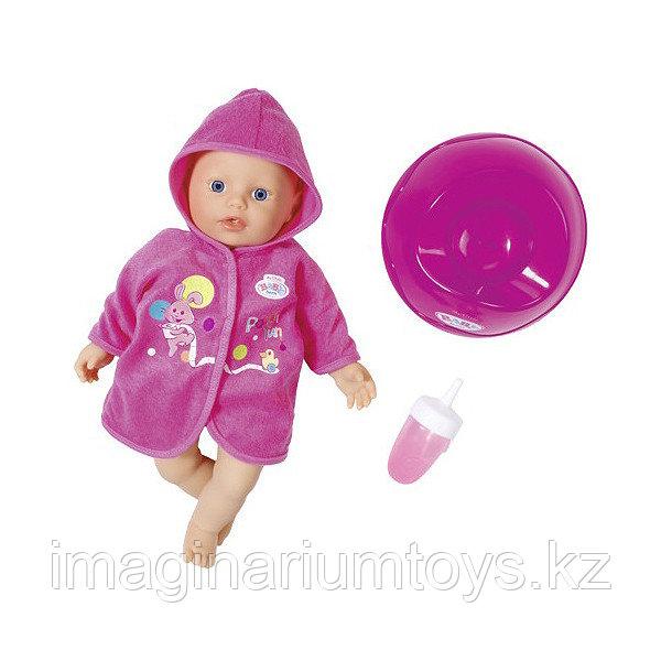 Baby Born кукла с бутылочкой и горшком быстросохнущая
