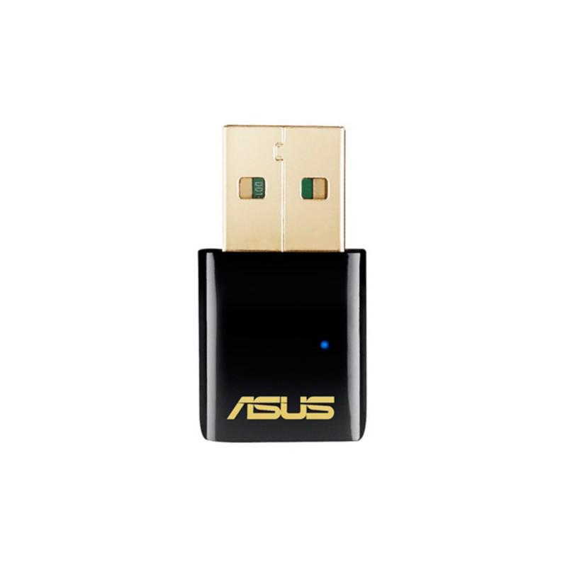 Двухдиапазонный беспроводной USB-адаптер ASUS USB-AC51