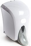 Медицинский (локтевой) дозатор Vialli диспенсер для жидкого мыла 500 мл, фото 3