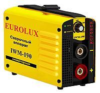 Инверторный сварочный аппарат Eurolux IWM-190.