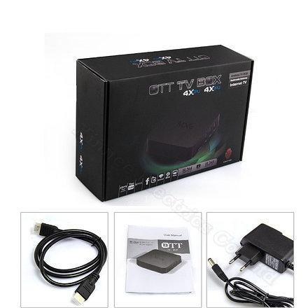 Android Smart TV Box 4k Ultra HD