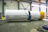 Силос цемента СЦТ-56, фото 5