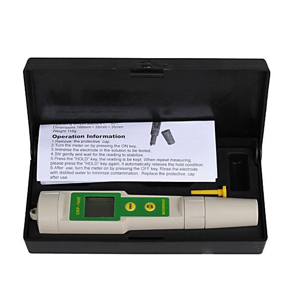 Kellymeter ORP-169. ОВП метр (ORP Redox meter)