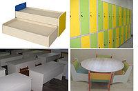 Мебель в детском саду