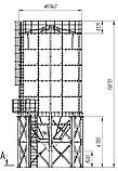Силос цемента СПС-345, фото 2