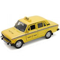 Модель машины Lada такси 2106 1:34-39