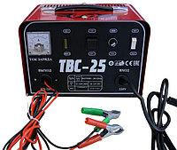 Устройство пуско-зарядное Total Tools TBC-25.