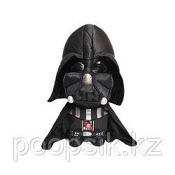 Мягкая игрушка Звездные войны Дарт Вейдер плюшевый 38 см со звуком
