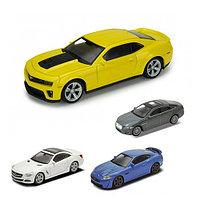Игрушка модель машины 1:43 в ассорт. 8 моделей (упаковка 32шт.)