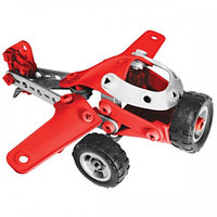 Металлический конструктор Meccano Легкомоторный самолёт (4 модели)