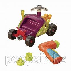 Построй чудесный гоночный автомобиль Battat