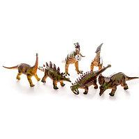 Игрушка Фигурка мягкого динозавра в ассортименте 28-35 см