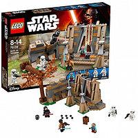 LEGO Star Wars Битва на планете Такодана