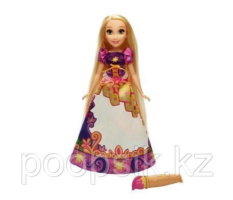 Модная кукла в юбке с проявляющимся принтом в ассортbvtynt - фото 3