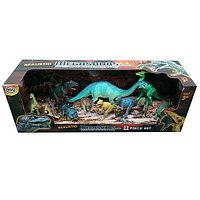Игрушка игровой набор динозавров 11 шт. в ассортименте