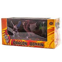 Игровой набор Драконы 3 шт., в ассортименте