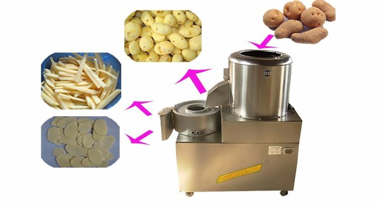 Нарезка\очистка овощей(фри,чипсы)