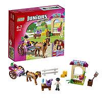 Lego Juniors Карета Стефани лего джуниорс
