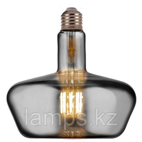 Светодиодная лампа GINZA 8W Титан E27 220-240V LED FLMN