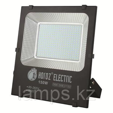 Прожектор герметичный светодиодный LEOPAR-150 150W Черный 6400K 85-265V LED PROJ., фото 2