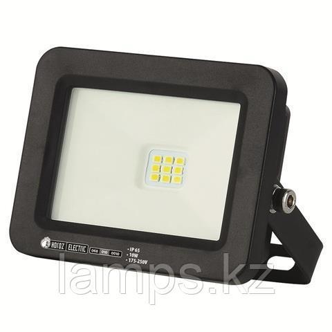 Прожектор герметичный светодиодный ASLAN-10 10W Черный 6400K 175-250 LED PROJ